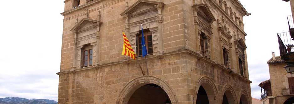 Rathaus in Arnes
