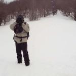 Winterwanderung auf den Gipfel Matagalls im Montseny-Gebirge