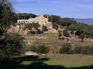 Bauernhaus Can Riera (bei Sant Mateu)