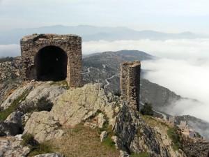 Castle Castell de Sant Salvador