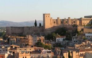 Castle La Suda in Tortosa