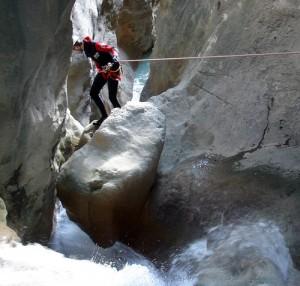 Canyoning im Pallars