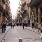 Street 'Carrer Ferran'
