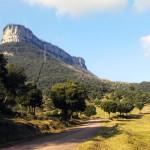 Felswände bei El Far