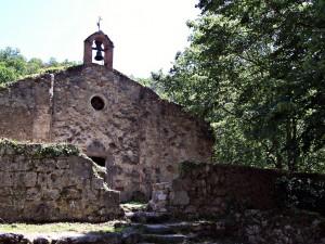 Ermita de Sant Aniol d'Aguja