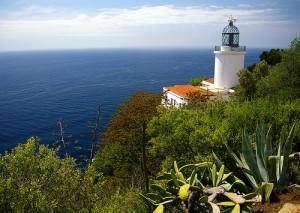 Leuchtturm Far de Sant Sebastià