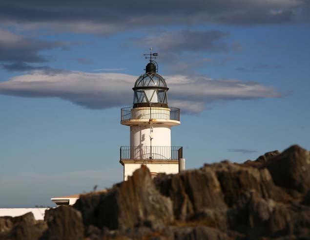 Lighthouse at Cap de Creus