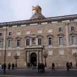 'Palau de la Generalitat', tha catalan government