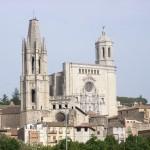 Girona Kirche Sant Feliu und Kathedrale