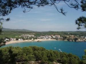 Strand La Fosca