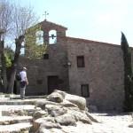 Old chapel Sant Marçal.