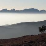 Montserrat desde lejos