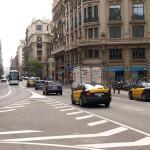 Barcelona, Via Laietana