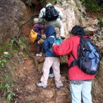 Familienausflug nach Montserrat, ein Erlebnis für die Kleinen