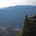 Ausblick von der Wallfahrtskapelle El Far