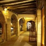 Mittelalterliche Gassen in der ehemaligen Grafschaftshauptstadt