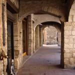 Streets in Besalú