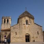 Romanische Klosterkirche Sant Pere in Besalú