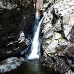Wasserfall im Montseny