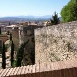 Girona's wall