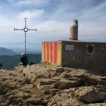 Gipfel des Puigsacalm, 1.515 m