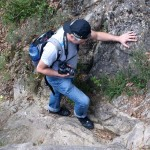 Aussicht von der Höhe Cabrera aus