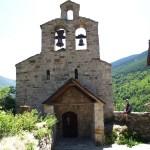Romanische Kirche Santa Maria de Cardet