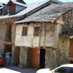 Im Dorf Boí