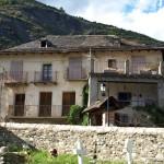 Im Dorf Erill la Vall