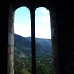 Desde el campanario de Erill la Vall