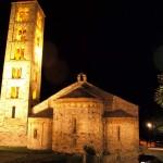 Romanesque church in Sant Climent de Taüll
