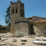 Romanische Kirche in Canapost