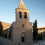 Romanische Kirche in Llanars