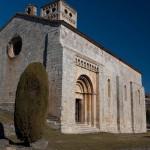 Romanische Kirche in Molló