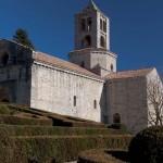Romanesque monastery in Camprodon