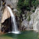 Wasserfall am Sant Aniol