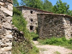 Verlassenes Dorf El Feitús