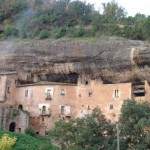Höhlenbauten im P.N. Sant Llorenç del Munt