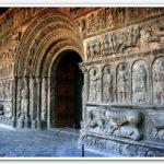 Portada románica de Santa Maria de Ripoll