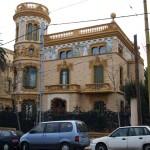 Jugenstilhaus von Enric Sagnier