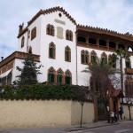 Modernisme-Haus El Frare Blanc