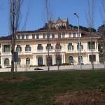 Una lujosa mansión en la avenida del Tibidabo