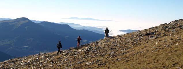 Aufstieg auf den Puigmal