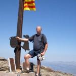 Puigmal-Gipfel