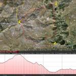 Wanderung Fontalba-Puigmal-Núria-Fontalba