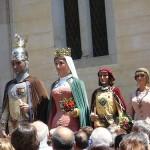 Die Giganten der Stadt Mataró