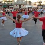Katalanischer Reigentanz Sardanes