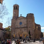 Kirche Sant Vicenç de Sarrià
