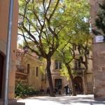 Platz Plaça de Sarrià