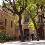Sarrià, an old village in Barcelona